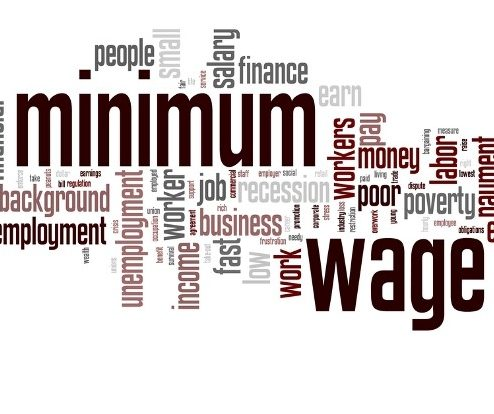 Minimum Pay Rates are on the rise!