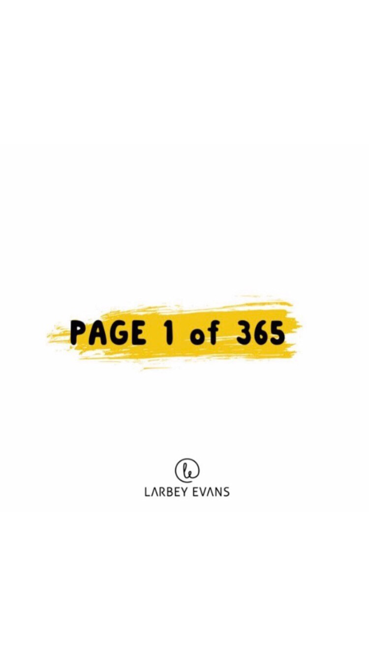 Here's to a new chapter…  Wishing you all a prosperous New Year from all of us at Larbey Evans